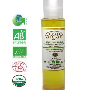 Aceite de Argan 100% puro 100ml