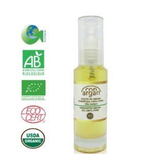 Aceite de Argan 100% puro 30ml