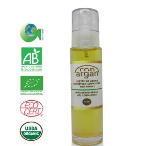 Aceite de Argan 100% puro 55ml